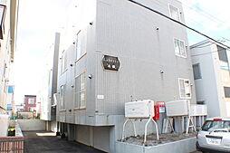リバティ北郷[2階]の外観