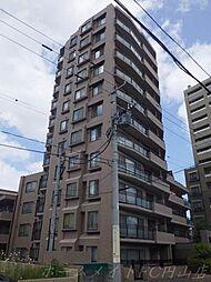 北海道札幌市中央区南十二条西23丁目の賃貸マンションの外観