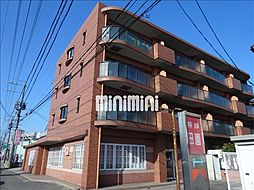 白沢田園マンション[3階]の外観