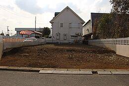 住宅建築のしやすい地形です。