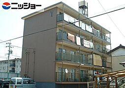 柏原農住Y棟[3階]の外観
