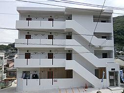 長崎県長崎市大浜町の賃貸マンションの外観