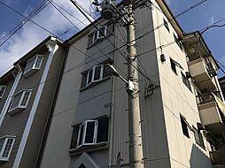 ライフイン住之江C棟[2階]の外観