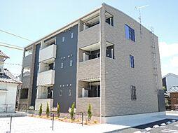 アラタレジデンスA[1階]の外観