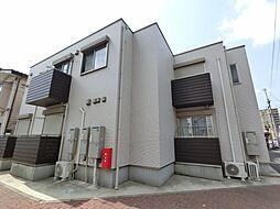 千葉県千葉市中央区本町1丁目の賃貸アパートの外観