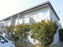 タウニィトミタケB棟[2階]の外観