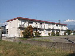 静岡県富士市永田町2丁目の賃貸アパートの外観