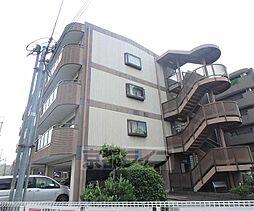 大阪府枚方市津田駅前の賃貸マンションの外観