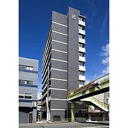 大阪府大阪市西区千代崎2の賃貸マンションの外観