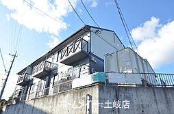 エーリ井山 A[2階]の外観