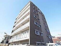 東京都葛飾区堀切8丁目の賃貸マンションの外観
