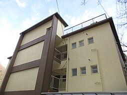 岡本梅林住宅5号棟[301号室]の外観
