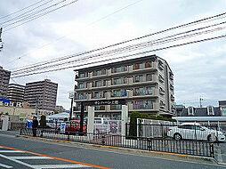 大阪府茨木市上穂東町の賃貸マンションの外観
