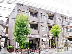 コーポ塚本北館[3階]の外観