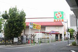ライフ石神井公園店(4665m)