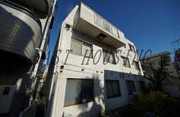 東京都新宿区坂町の賃貸マンションの外観