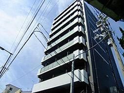 大阪府大阪市住之江区粉浜2丁目の賃貸マンションの外観