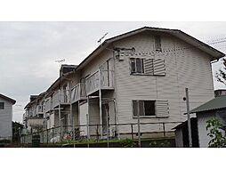 静岡県沼津市高尾台の賃貸アパートの外観