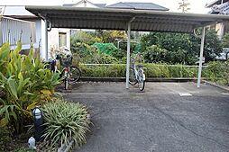 愛知県津島市神守町字中町の賃貸アパートの外観
