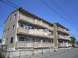 三重県伊賀市平野東町の賃貸マンションの外観