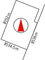 平川市新山早稲田売り土地