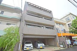 広島県広島市中区江波南3丁目の賃貸マンションの外観