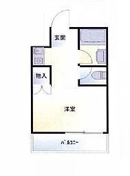 神奈川県川崎市多摩区栗谷3丁目の賃貸マンションの外観
