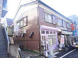 神奈川県川崎市川崎区中島2の賃貸アパートの外観