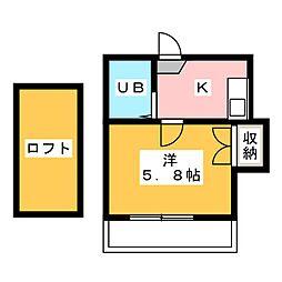 野並駅 2.4万円