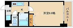 ルクレール今福[3階]の間取り