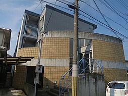 京都府京都市北区大宮北山ノ前町の賃貸マンションの外観