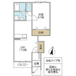 友部駅 5.7万円