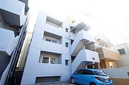 広島県広島市南区宇品御幸1丁目の賃貸マンションの外観