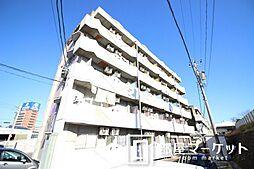 愛知県豊田市柿本町3丁目の賃貸マンションの外観