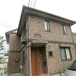 神奈川県横浜市都筑区牛久保西3丁目の賃貸アパートの外観