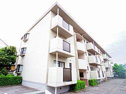 東京都西東京市中町3丁目の賃貸マンションの外観
