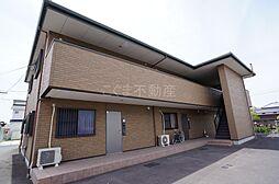 フォブール南堀江B[1階]の外観