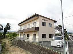 静岡県御殿場市山之尻の賃貸マンションの外観