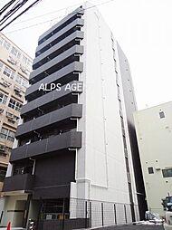 神奈川県横浜市中区末吉町4丁目の賃貸マンションの外観