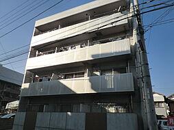 高知県高知市大川筋2丁目の賃貸マンションの外観