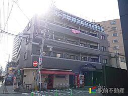 リヴァーオンステイツ[4階]の外観