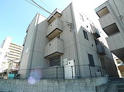 グランバリエ北小金II[2階]の外観