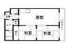 間取り,2LDK,面積52.72m2,賃料4.4万円,札幌市電2系統 西線11条駅 徒歩3分,札幌市営東西線 西18丁目駅 徒歩16分,北海道札幌市中央区南十一条西12丁目1番28号