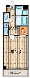 ピノエスペランサ 915127[5階]の間取り