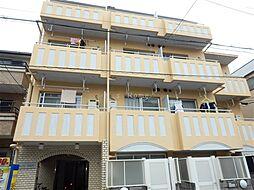 兵庫県神戸市東灘区本山中町2丁目の賃貸マンションの外観