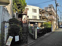 京都府京都市左京区田中里ノ前町の賃貸マンションの外観