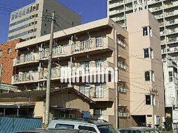 西コーポラス[4階]の外観