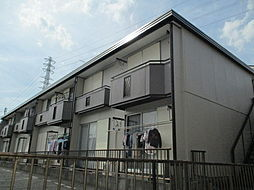 コーポ和田[203号室]の外観
