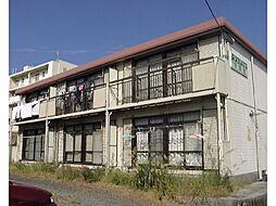 鹿児島県鹿児島市清水町の賃貸アパートの外観
