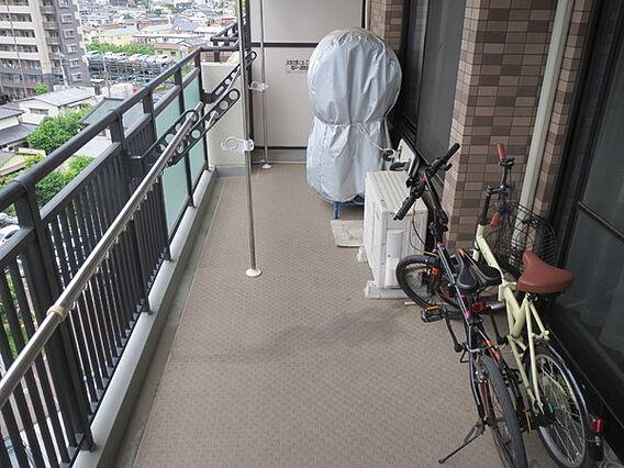 自転車2台も余...